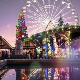 Quel superbe marché de Noël 🤩 Découvrez celui de Trafford Centre à Manchester avec @airfrance ! . . 📷 scollo.alessandro . . #DepartToulonHyeres #Voyage #Citybreak #Decouverte #Aeroport #spotter #Aviation #Aviationspotter #UK #England #Manchester #Christmasmarket #marchedenoel