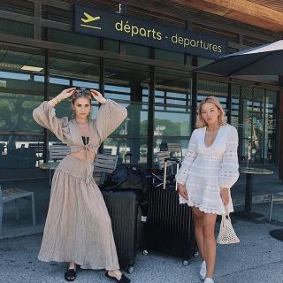 Vous décollez de l'aéroport Toulon Hyères ? Partagez-nous vos plus belles photos avec #DepartToulonHyeres ✈️ . . 📷 @carodaur . #Voyage #Vacances #decouvertes #instatraveling #spotter #Aviation #Aviationspotter #sunset #provence #var #Toulon #hyeres #hyerestourisme #Airfrance #TUIfly #aviatiolovers #aviation #aviationdaily #planespotting #airport
