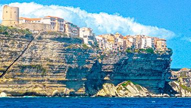 Bonifacio's cliffs