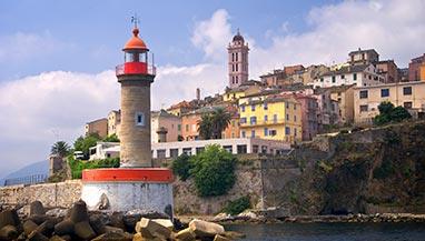 The Citadel of Bastia