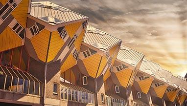 Une architecture étonnante