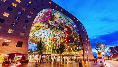 Rotterdam's Markthal