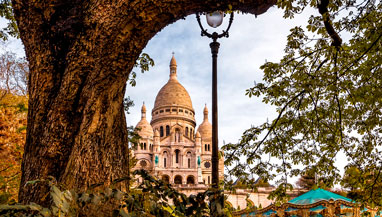 Montmartre district
